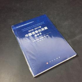 2016-2017年中国信息化发展蓝皮书