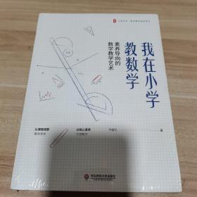 大夏书系·我在小学教数学:素养导向的数学教学艺术(数学教学培训用书)全新 未拆封