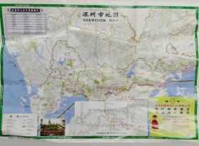深圳市地图