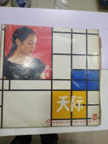 黑胶唱片  魏青  天际
