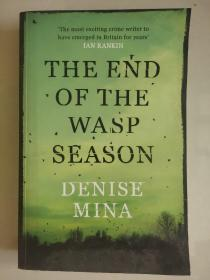 The End of the Wasp Season 英文原版 16开