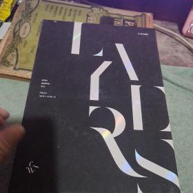 韩文带光碟画册(16开)画册