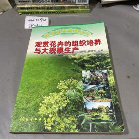 观赏花卉的组织培养与大规模生产