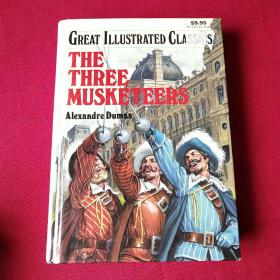 THE THREE MUSKETEERS《精装》