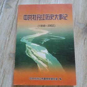 中共牡丹江历史大事记(1998一2002)