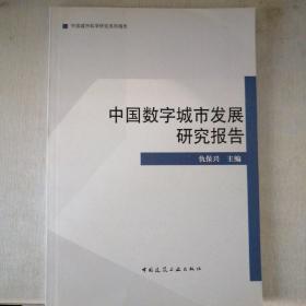 中国数字城市发展研究报告