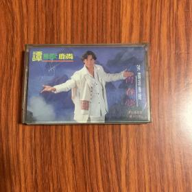 磁带:谭咏麟 青春梦