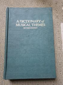 A Dictionary of Musical Themes (器乐曲主题字典 英文版)