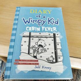 Diary of a Wimpy Kid #6: Cabin Fever 小屁孩日记6:幽闭症(美国版)