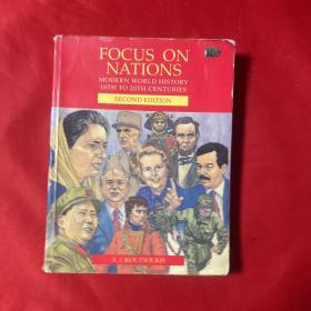 Focus on Nations Modern World History 18th to 20th Centuries Second Edition