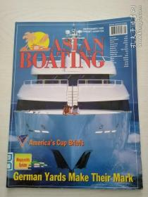 ASIA-PACIFIC BOATING1999-9(亚太游艇.东南亚版)
