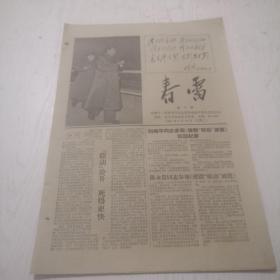 文革报纸 :春雷1967年第六期