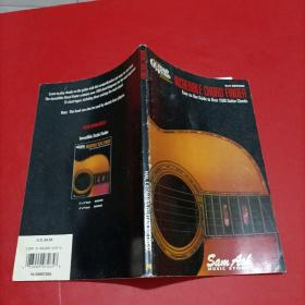 INCREDIBLE CHORD FINDER 2nd EDITION