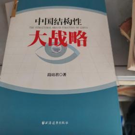 中国结构性大战略