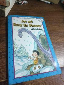 Joe and Betsy the Dinosaur (I Can Read, Level 1)恐龙乔和贝奇