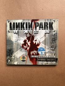 经典珍藏 CD&DVD 碟片  林肯公园 混合理论( 2碟装)