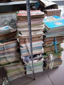 七八十年代集邮刊物,共有800本,有收藏价值,包老,通走