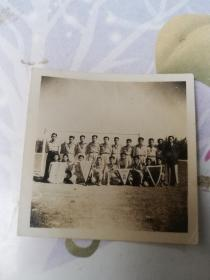 民国军队社团老照片     迅社集体合影