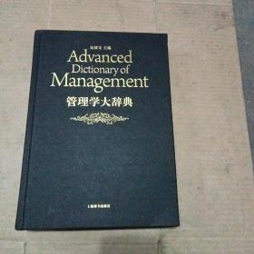 管理学大辞典