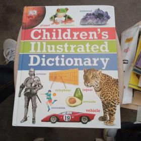 Children's   Illustrated   Dictionary【彩图精装版】