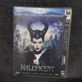 沉睡魔咒 DVD9  蓝光盘 碟片未拆封 外国电影 (个人收藏品) 内封套封附件全