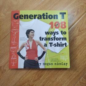 GenerationT:108WaystoTransformAT-Shirt
