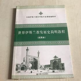 世界伊斯兰教发展史简明教程