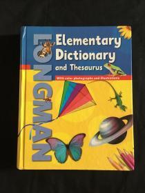 Longman Elem Dictionary & Thesaurus (Hc)[朗文初级辞典]