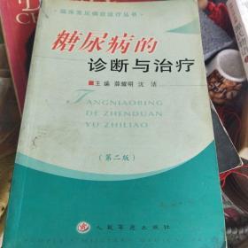 临床常见病症诊疗丛书:糖尿病的诊断与治疗(第2版)