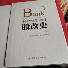 中国大型商业银行股改史 (上下卷)精装