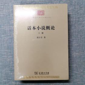 话本小说概论(全两册)