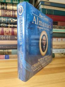 全新穷查理宝典 芒格的智慧 Poor Charlie's Almanack . The Wit and Wisdom of Charles T. Munger 全新精装 超大本 2.4公斤