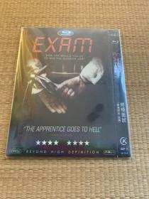 DVD/终极面试(香港译名:血聘)EXAM