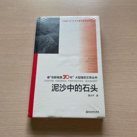 """""""创新报国70年""""大型报告文学丛书:泥沙中的石头"""
