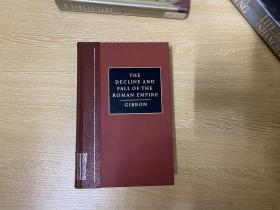 The Decline and Fall of the Roman Empire 吉本《罗马帝国衰亡史》,卷六(全套7卷),大名鼎鼎的J.B.Bury 编注本,精装