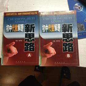 初中代数解题新思路A,B卷