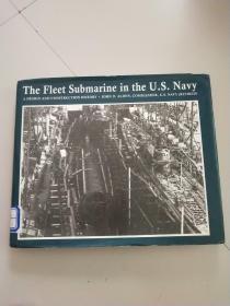 The Fleet submarine in the u.s.navy美国海军的舰队潜艇