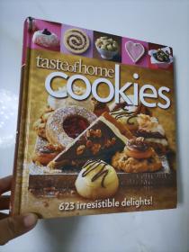 Taste of Home Cookies(623 irresistible delights)英文原版