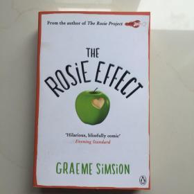 英文原版  罗茜的效应 The Rosie Effect 格雷姆辛浦生畅销小说