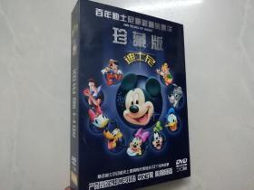 迪士尼百年珍藏版DVD22张盒装