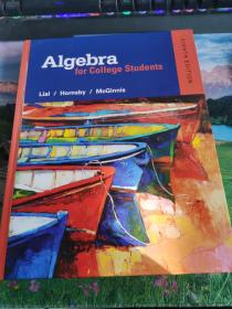 algebra for colleges students