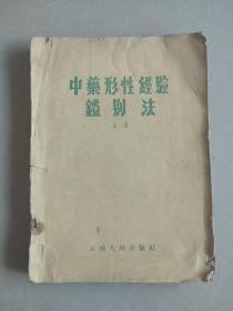 中药形性经验鉴别法(上)