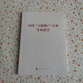 """中国""""互联网+""""行动发展报告(国家发展改革委系列报告)"""