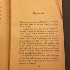 What MEIN KAMPF means to AMERICA【我的奋斗对美国意味着什么】1941年