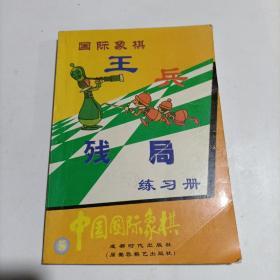 国际象棋王兵残局练习册