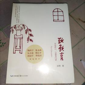 致教育/汤勇 大教育书系(全新未拆封)