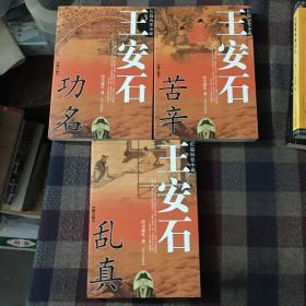 长篇历史小说——王安石:功名、苦辛、乱真(全三册)
