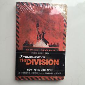 英文原版  Tom Clancy's The Division: New York Collapse: A Survival Guide to Urban Disaster
