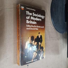 THE SOCIOLOG OF MODERN BRITAIN