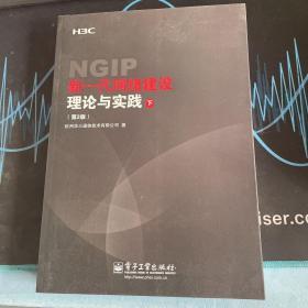 新一代网络建设理论与实践 第二版 下